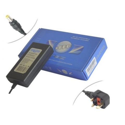 Generic Acer Laptop Charger 19v 3.42amps 65W