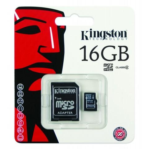 Kingston 16GB Memory Card class 4