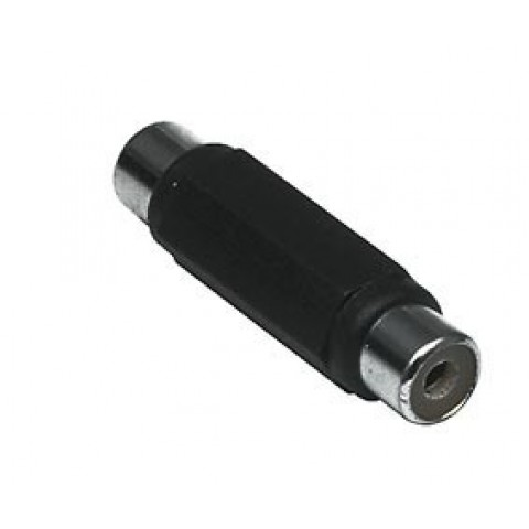 Phono Inline Adaptor Socket - Socket - Bag of 5pc