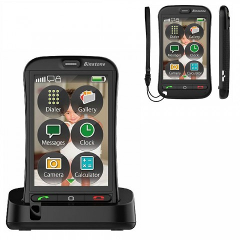 BINATONE SM800 TOUCH SCREEN BIG BUTTON