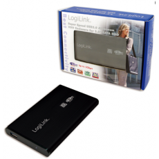 LogiLink USB 3.0 External SATA HDD Enclosure 2.5