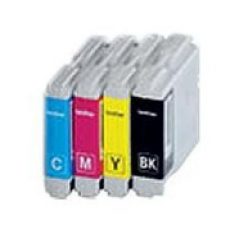 Compatible Ink for Brother MFC-6910CW/825N - Yellow