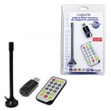 LogiLink USB 2.0 DVB-T Receiver for Digital TV & Radio
