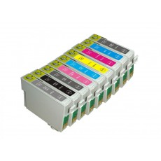Epson Compatible Ink WF-2010W Cyan