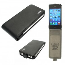 Flipcase Genuine Leather case for iPhone 4/4S