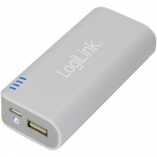 LogiLink Power Bank 5000 mAh for Mobile phone