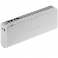 LogiLink Mobile Power Bank 12500mAh - external battery pack