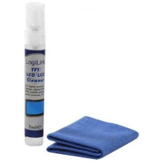LogiLink TFT/LED/LCD Travel Cleaning Kit - screen cleaning kit