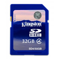 Kingston Technology 32GB Full Size SDHC Secure Digital Card