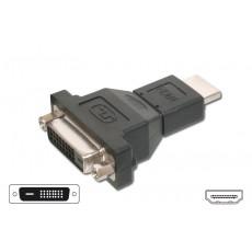 LogiLink HDMI-DVI Adaptor Type A Male - DVI-D Female