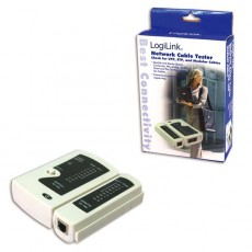 LogiLink Network & Communications Cable Tester