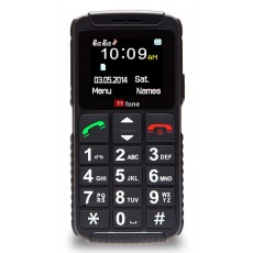 TTfone Dual 2 (TT59) Basic Simple Senior Mobile Phone with Big Buttons