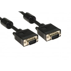 Philips VGA Male - Male Cable 10mt