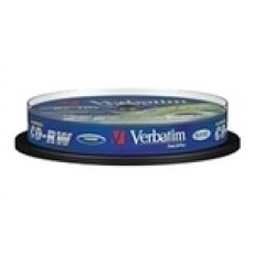 Verbatim CD-RW 12x - 10Pcs in Tub