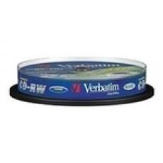 Verbatim CD-RW 12x - 10Pcs in Tub