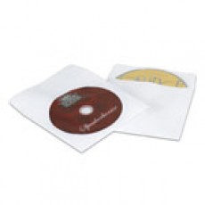 Paper Sleeves With Window Pack of 50Pcs