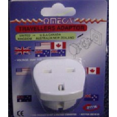 UK - USA Travel Adaptor