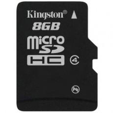 Kingston 8GB SDHC Flash Card