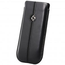Samsonite 55025-2 faux Leather Case for Apple iPhone 5