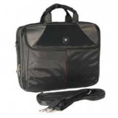 "FALCON LAPTOP CASE FI2533 15"" FULLY LINED & PADDED NYLON BLACK"