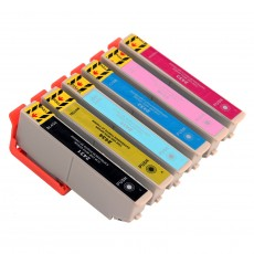 Yellow Compatible Ink cartridge for Epson XP- Printers