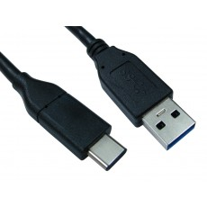 USB 3.1 type C to type A Cable