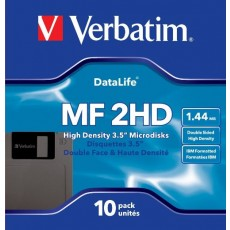 "Verbatim MF 2HD 3.5"" Micro Disks"