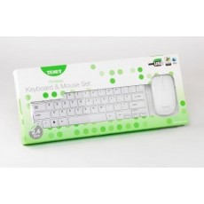 Texet Wireless Keyboard & Mouse Set